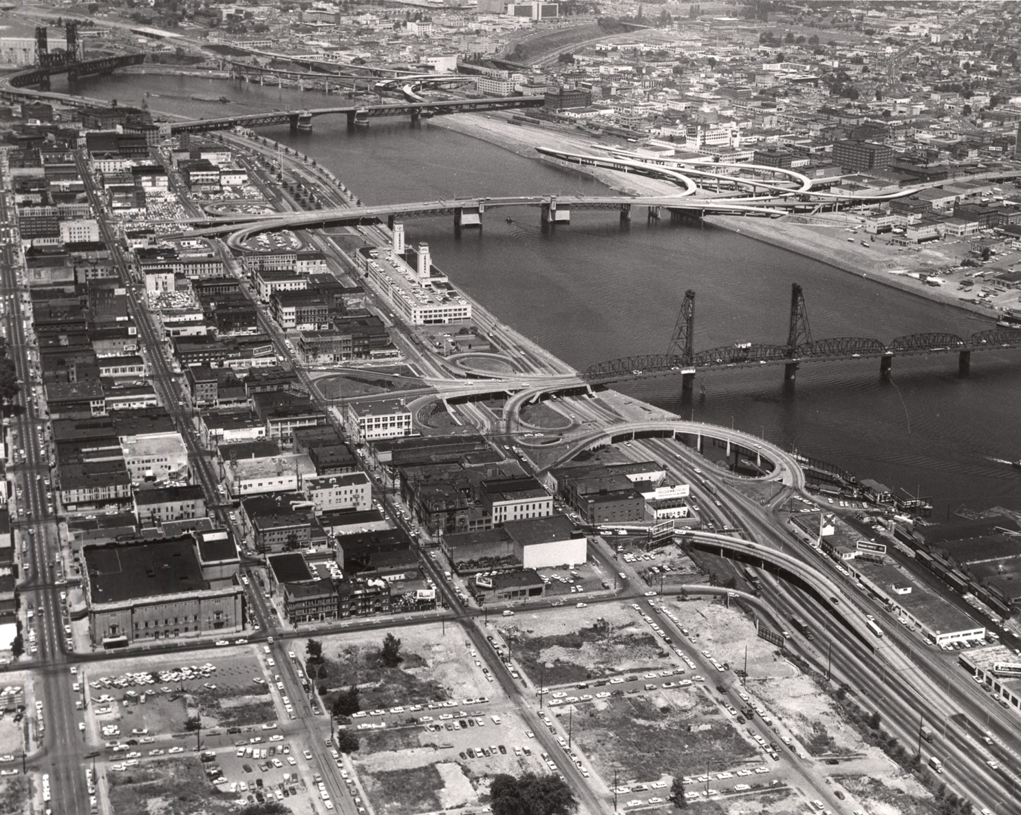 Portland Harbor Drive | Reclaiming Old West Broad Street